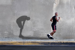 EXERCISE: Daily small efforts are an investment in your health!