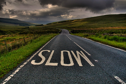 E-spirations: Slow down. You move too fast! – www.worklifeenergy.navdev