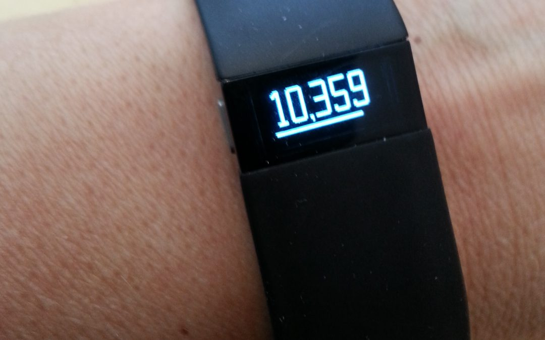 Best Fitness/Activity Trackers – Review of Fitbit Force (sort of)