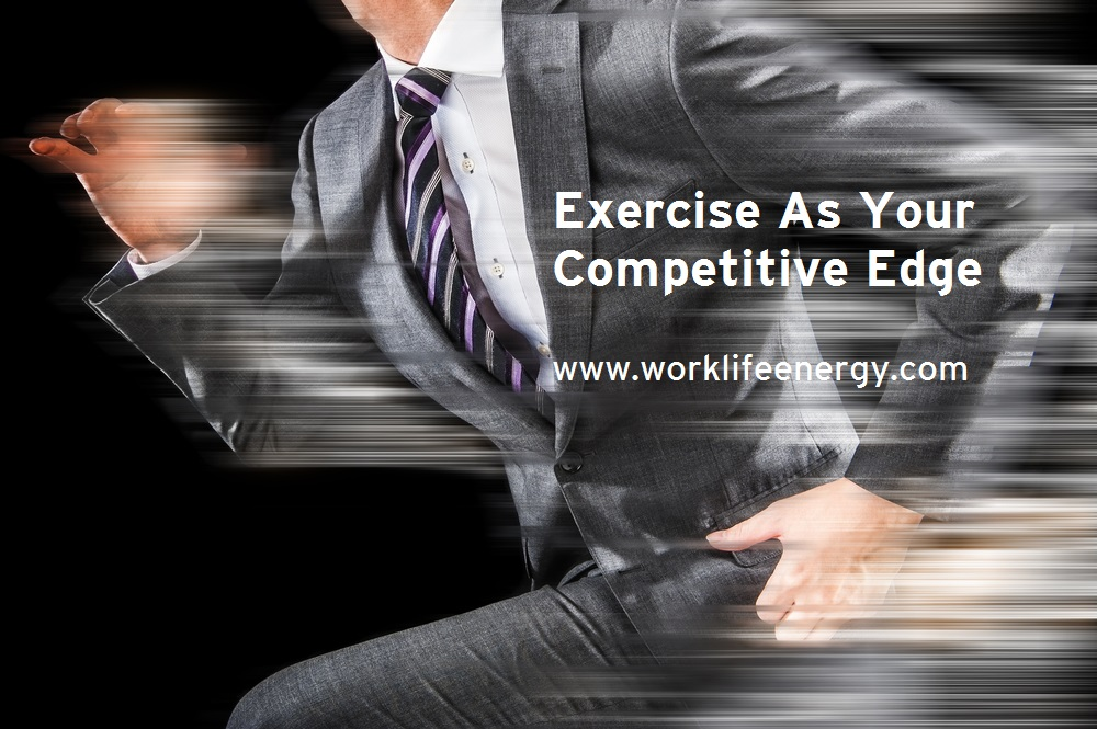 Success-Energy Lab: Exercise As Your Competitive Edge