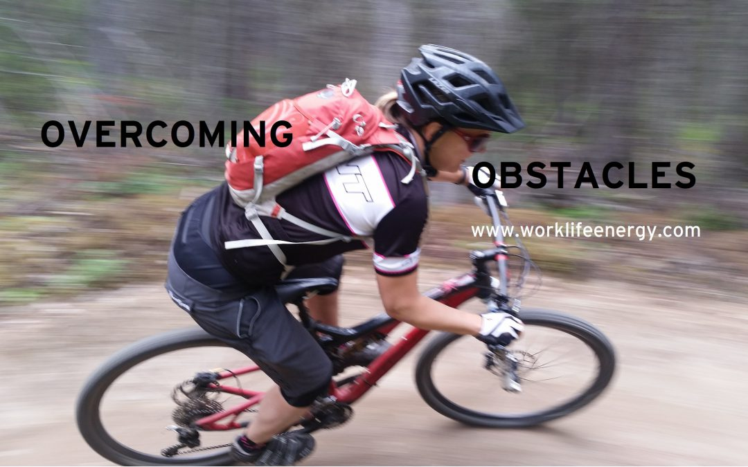 Work-Life Recharge 36 – Overcoming Obstacles REBOOT