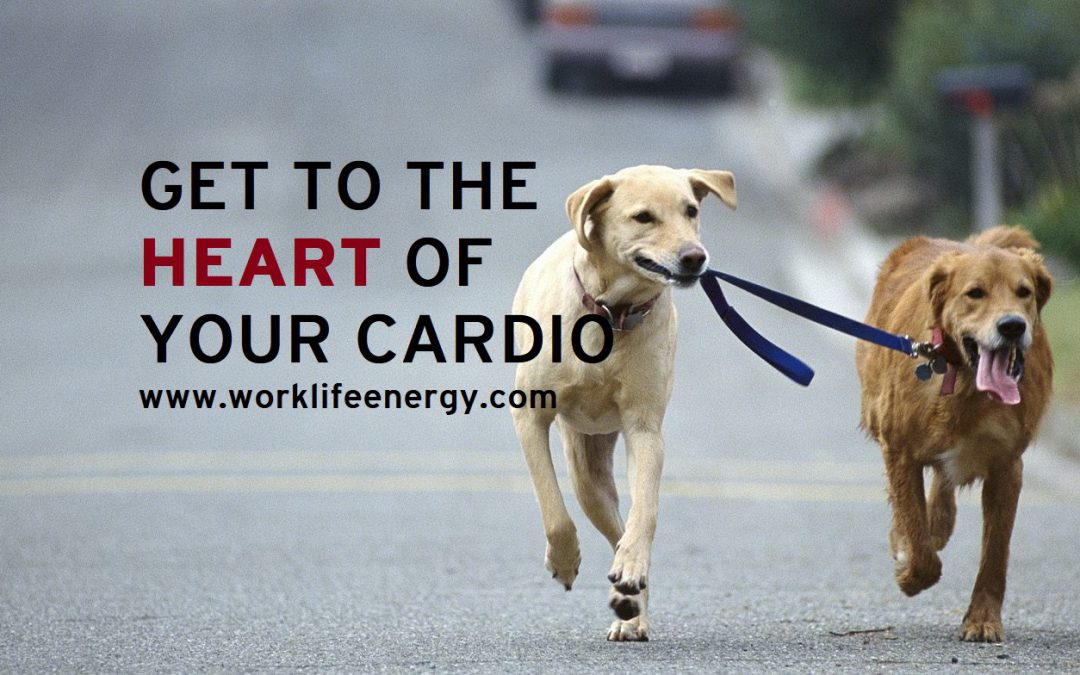 Work-Life Recharge 39 – Get to the Heart of Your Cardio