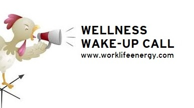 Work-Life Recharge 37 – Your Wellness Wake-Up Call