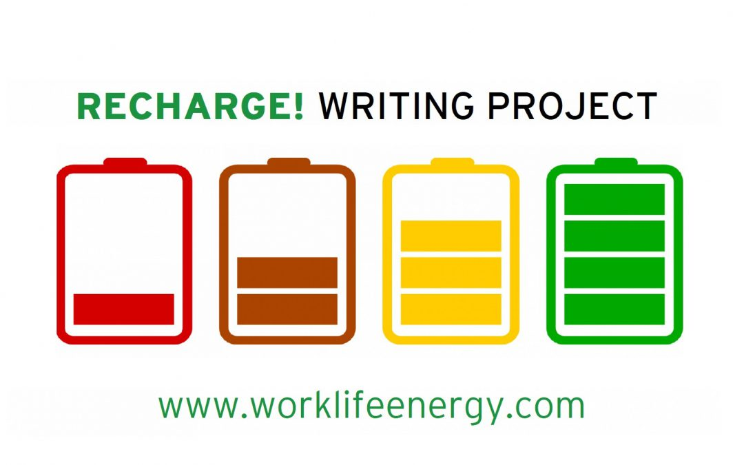 Recharge Writing Project – Introduction