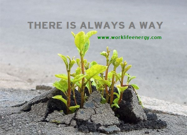 Success Energy Strategy 01 – There is Always a Way