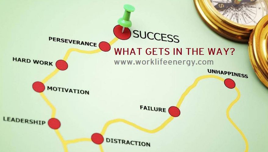 Success-Energy Lab: What gets in the way of success?
