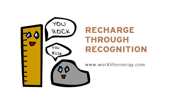 Success-Energy Strategy 02 – Recharge through Recognition