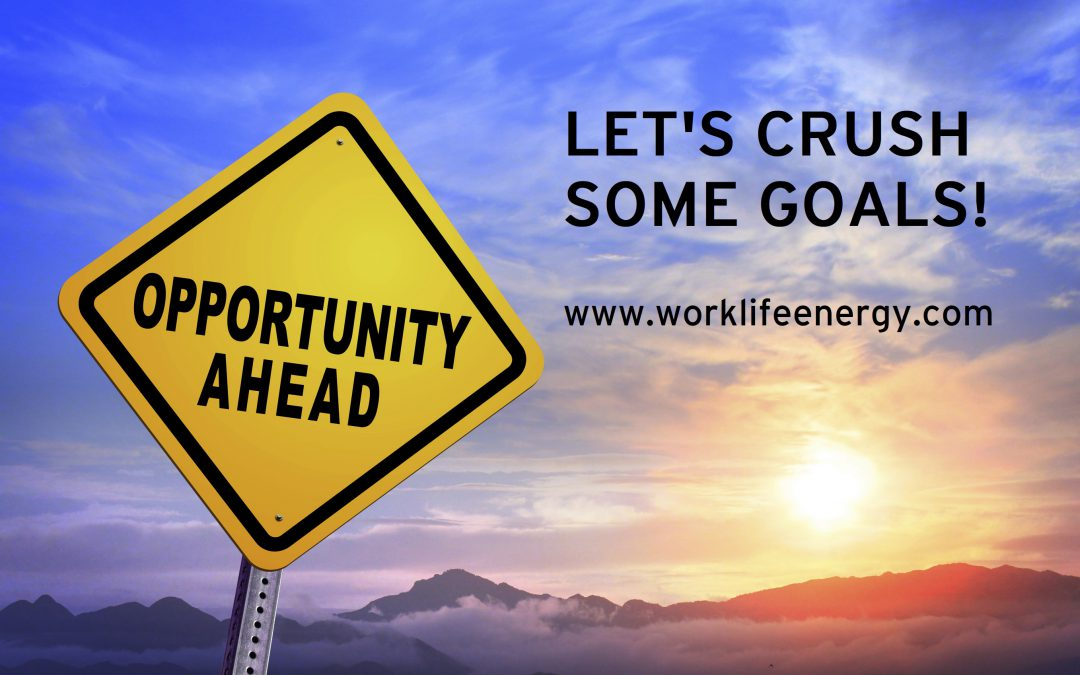 Let's crush some goals together in June!