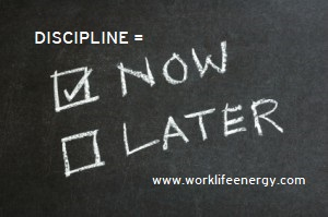June Goal-Crusher Challenge: How's Your Discipline?
