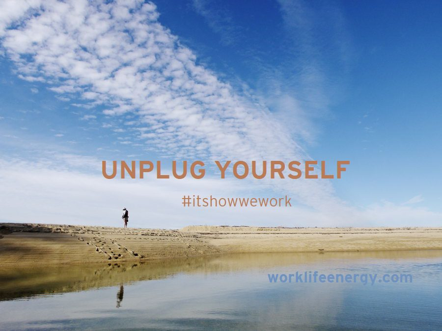 Success-Energy Lab: Unplug Yourself