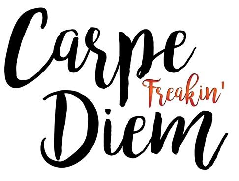 Success-Energy Lab: Create Your #CarpeFreakinDiem Moments