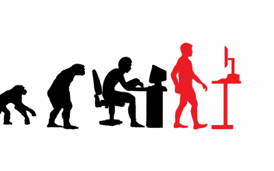 The Pros and Cons of Standing at Work, and One Good Reason to Invest in a Standing Desk