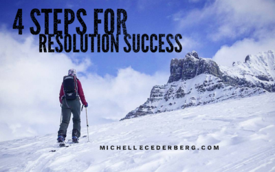 4 Steps for Resolution Success