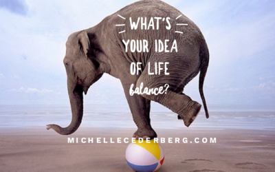 What's Your Idea of Life Balance?