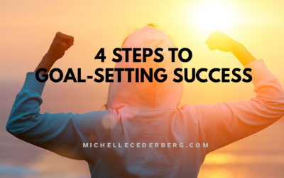 4 Steps to Goal-Setting Success