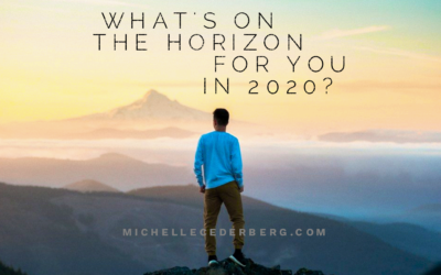 What's on the Horizon for you in 2020?