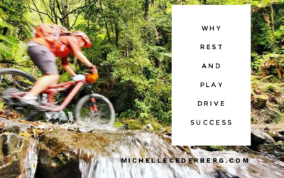 Why Rest and Play Drive Success