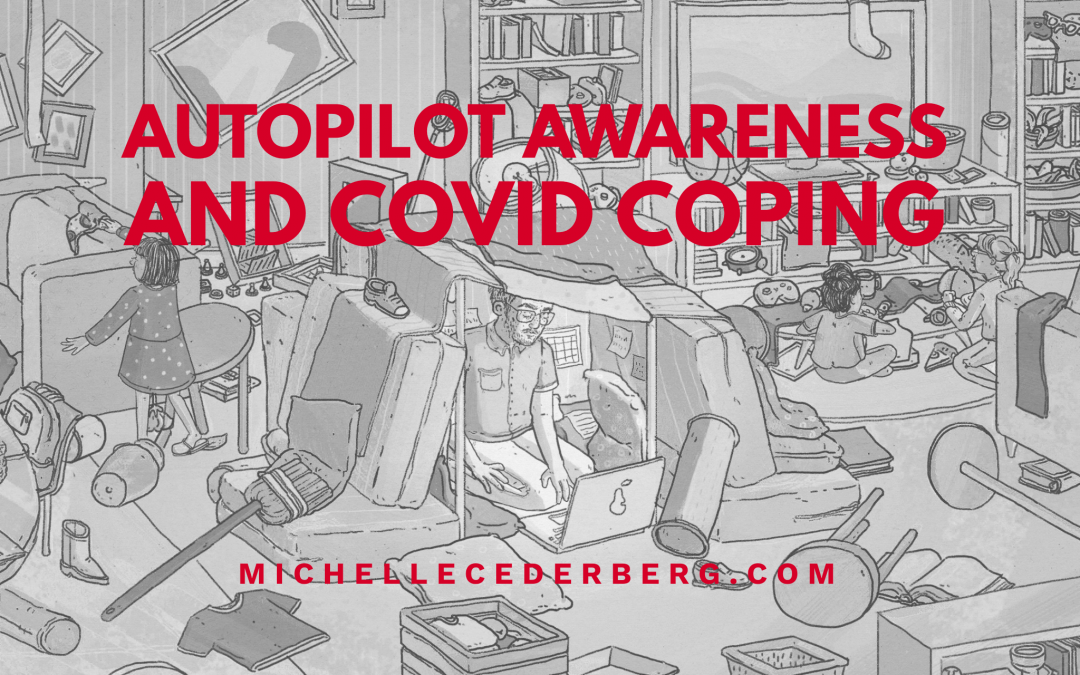 Autopilot Awareness and Covid Coping