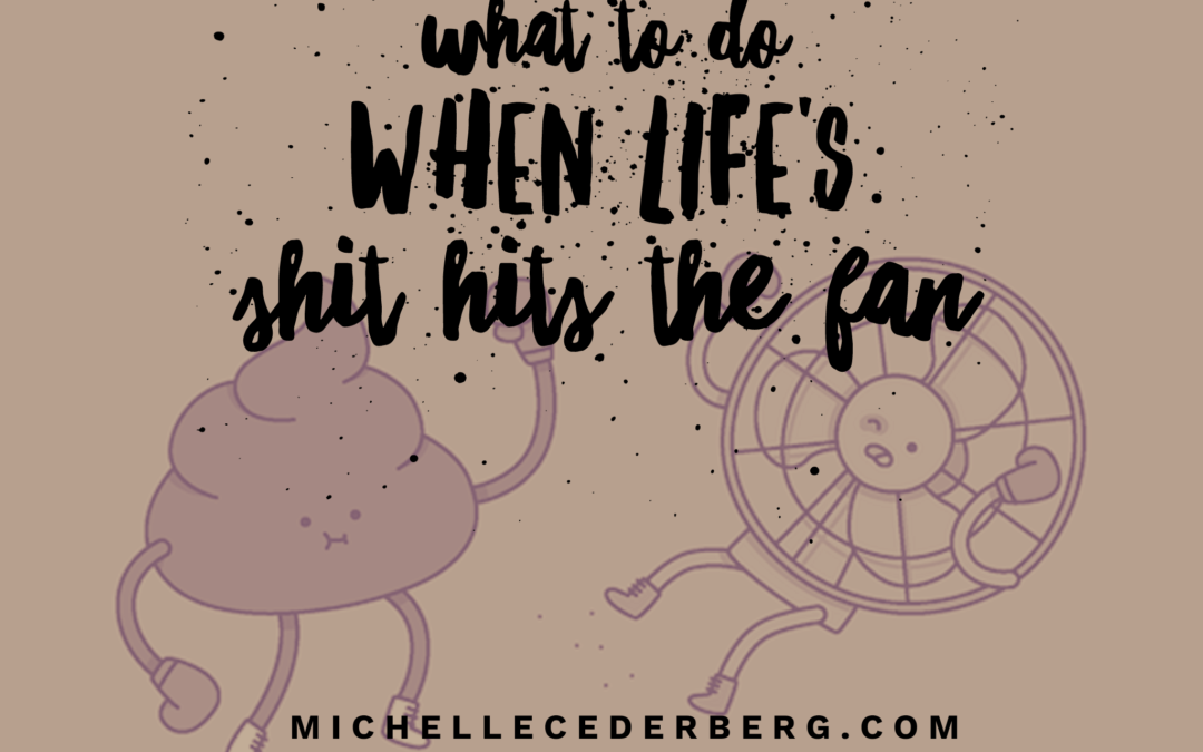 What to Do When Life's Sh!t Hits the Fan