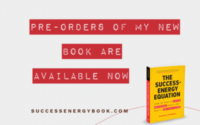 Pre-orders of my new book are AVAILABLE NOW (with great bonuses)