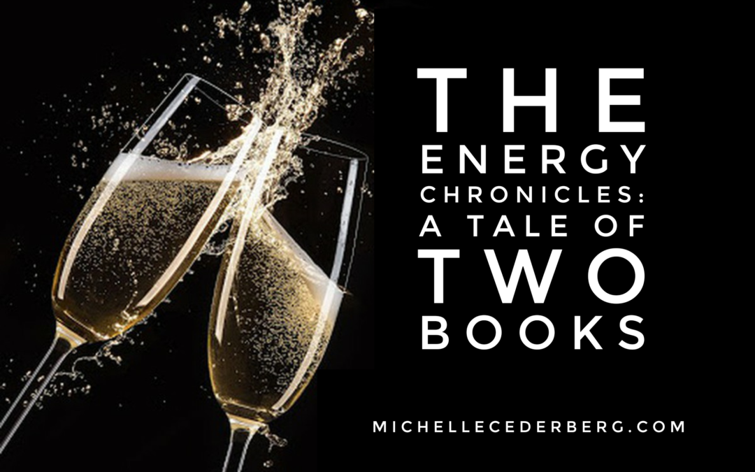 The Energy Chronicles: A Tale of Two Books