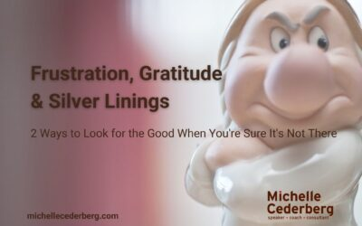 Frustration, Gratitude and Silver Linings