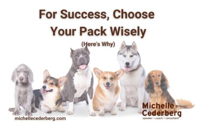 For Success, Choose Your Pack Wisely